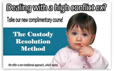 Custody Resolution Method